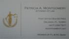 Patricia Montgomery