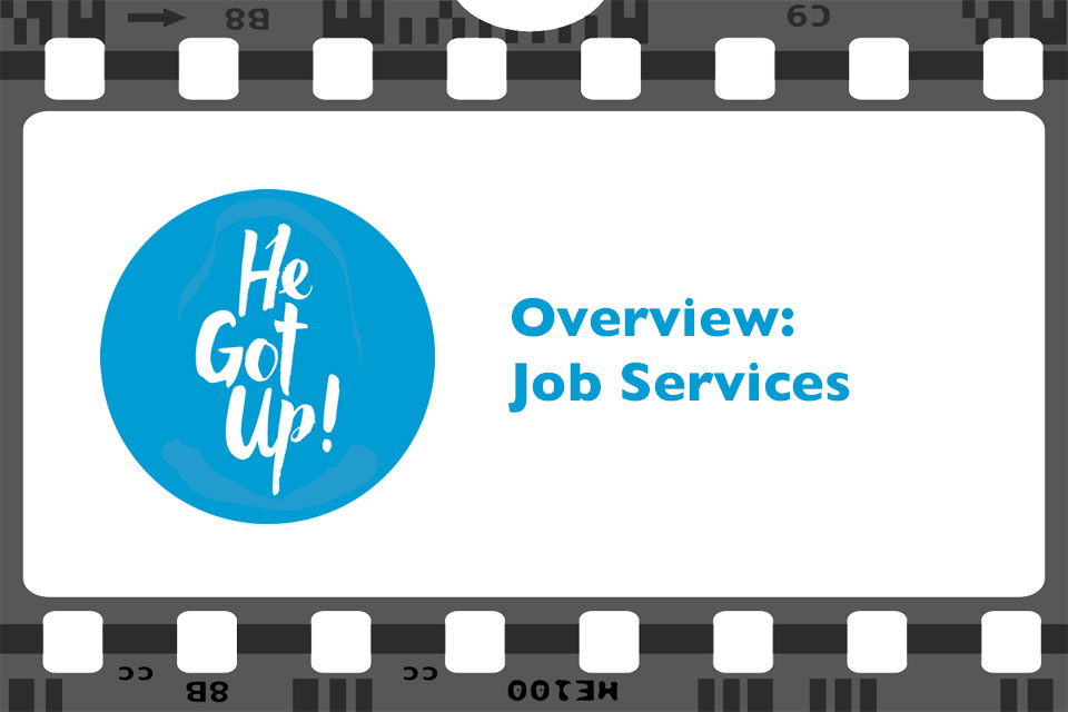 Overview of Job Services