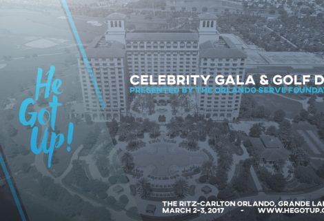 Celebrity Gala & Golf Day