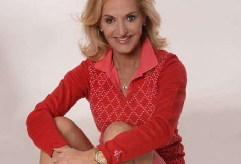 Orlando Serve Foundation Welcomes Ann Liguori to our 2017 Celebrity Gala & Golf Tournament!