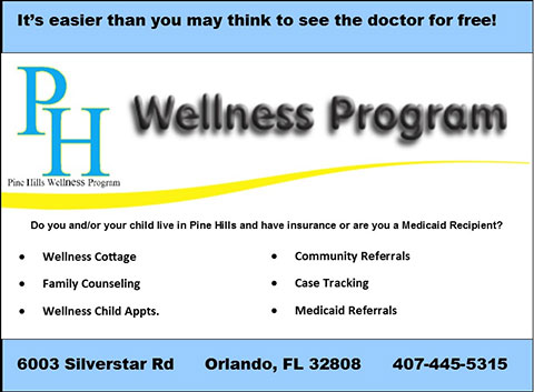 Welcome Pine Hills Wellness Program to He Got Up!