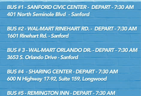 Seminole County Transportation